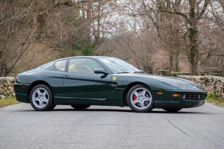 Used Ferrari 456