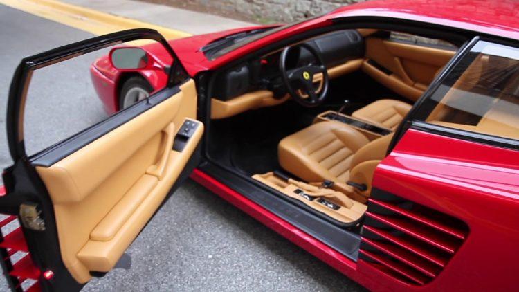 Used Ferrari 512 TR 3