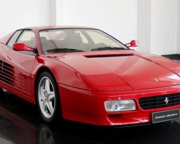 Used Ferrari 512 TR