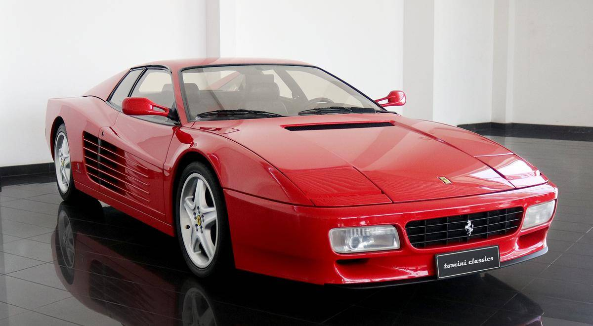 How To Get Your Hands On The Best Used Ferrari 512 Tr