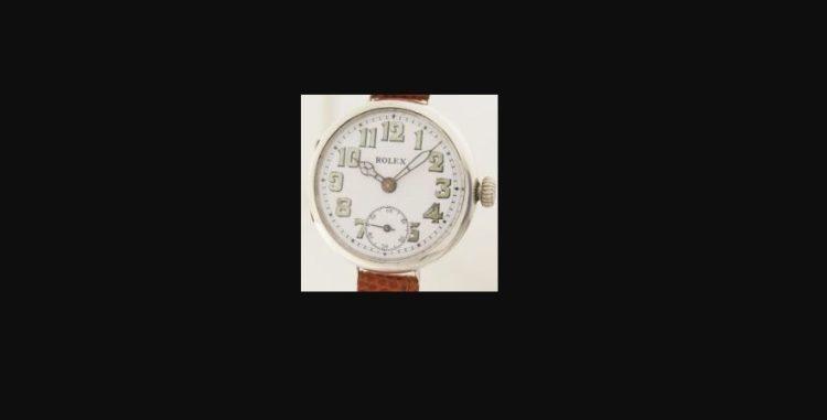 Vintage Cousin Silver Argento Manual wristwatch