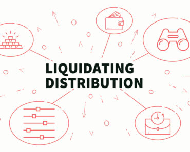 LIquidating Distribution