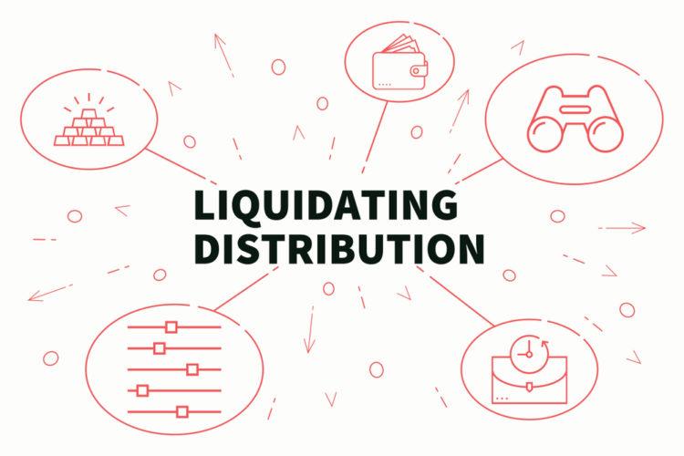LIquidating Distribution