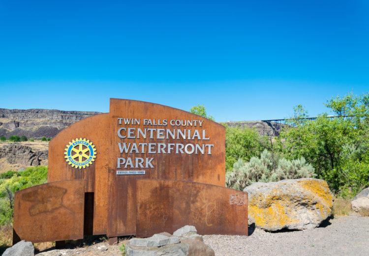 Centennial Waterfront Park