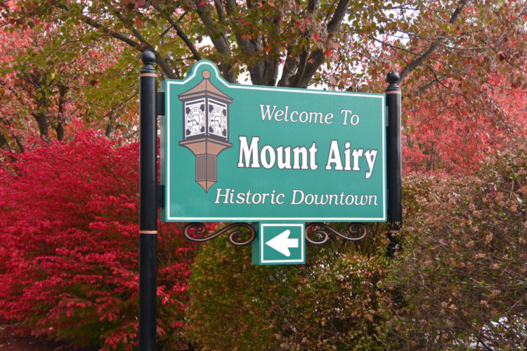 Mount Airy