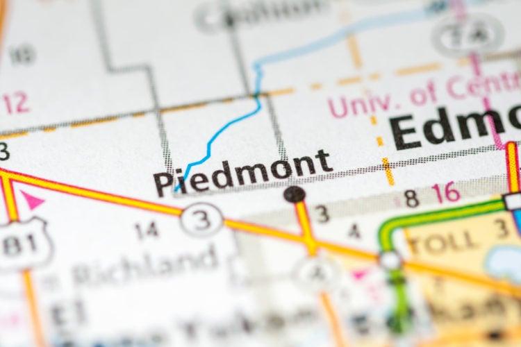 Piedmont, Oklahoma