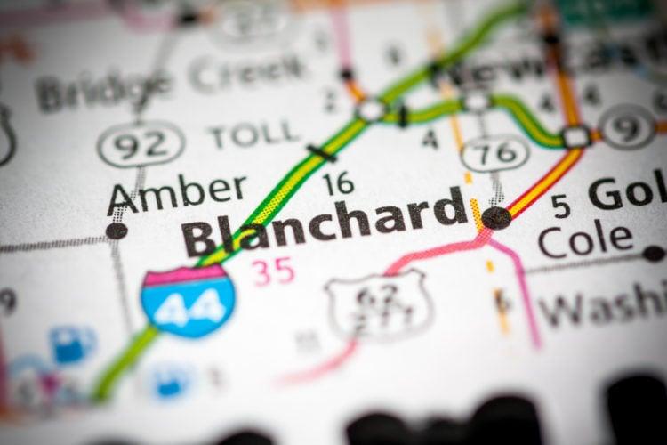 Blanchard, Oklahoma