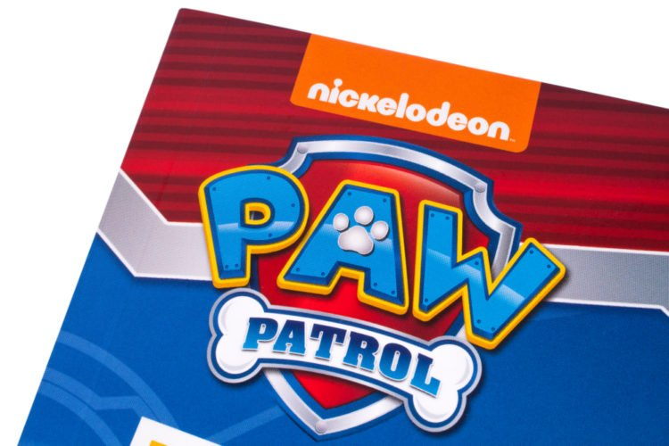 the history of and story behind the paw patrol logo