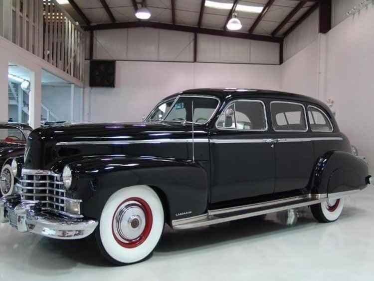1946 Fleetwood Series 75