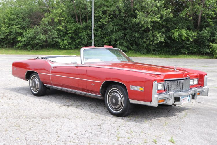 1976 Eldorado Fleetwood Convertible