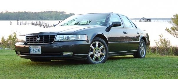 2004 Cadillac Seville STS