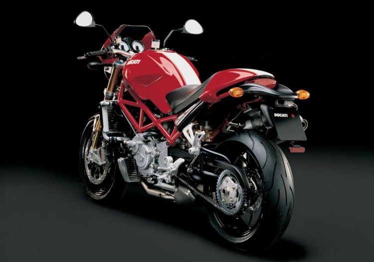 2006 Ducati Monster S4RS Testastretta