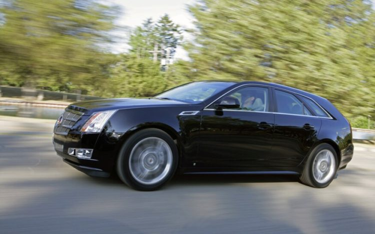 CTS Sport Wagon - 2010 Model Year
