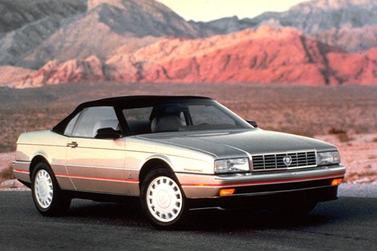 Cadillac Allante 2