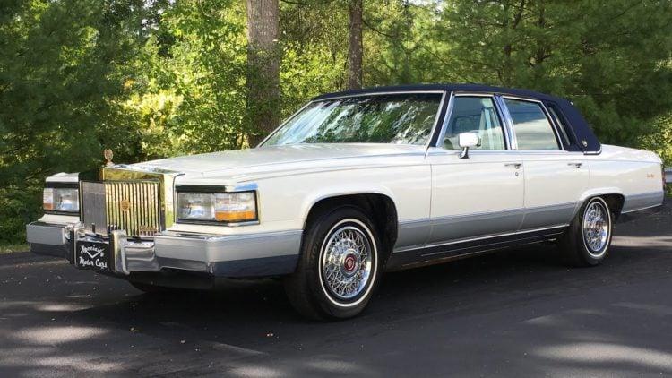 Cadillac Brougham 2