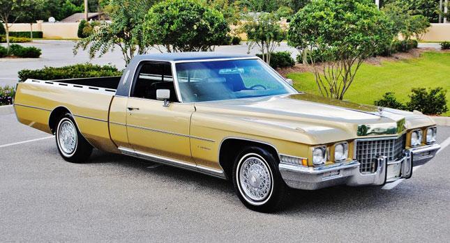 Cadillac El Camino 1