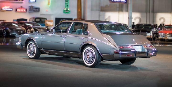 Cadillac Seville Models
