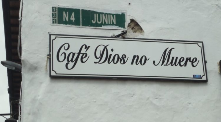 Cafe Nos Dios