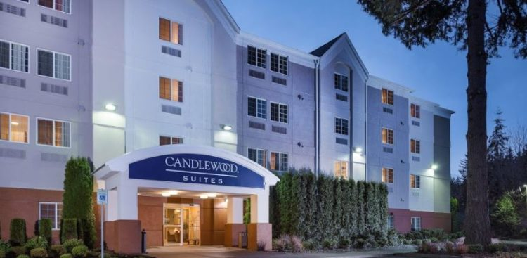 Candlewood Suites Olympia