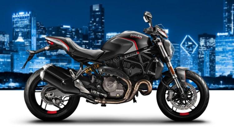 Ducati Monster 821 5