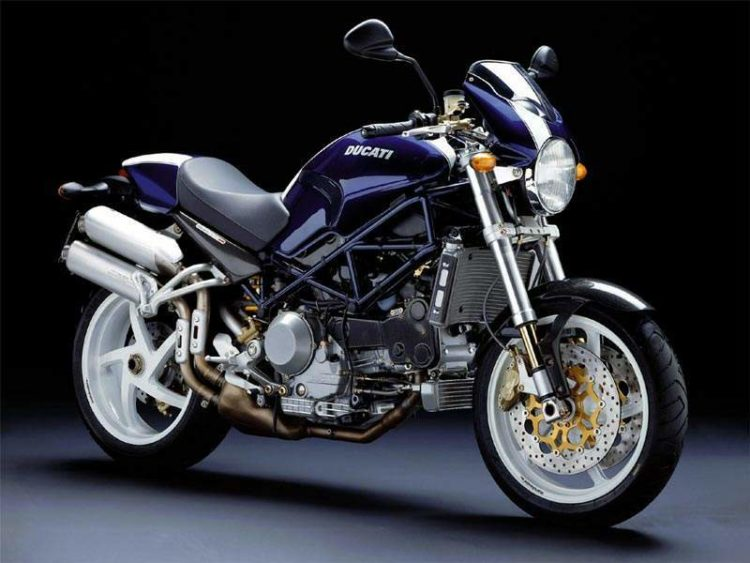 Ducati Monster S4R Models
