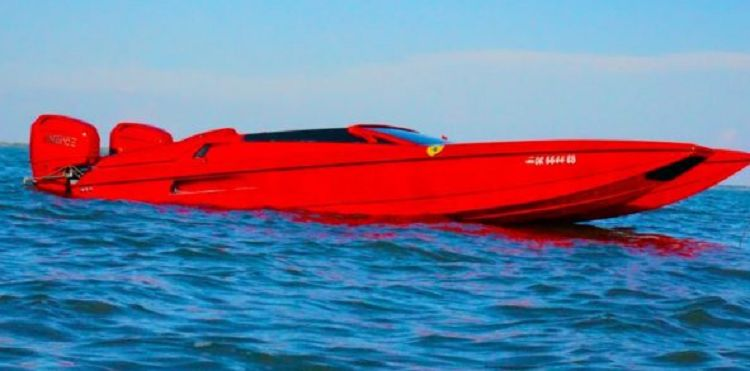 Does Ferrari Make A Boat