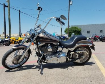 Harley Davidson Deuce 3