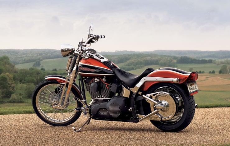 Harley Davidson Springer 3