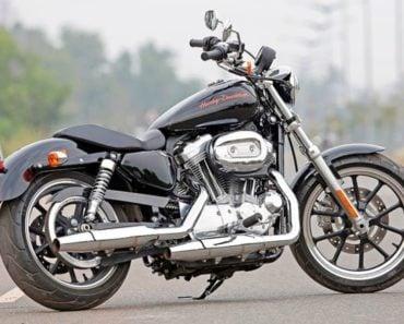 Harley Davidson Superlow 2