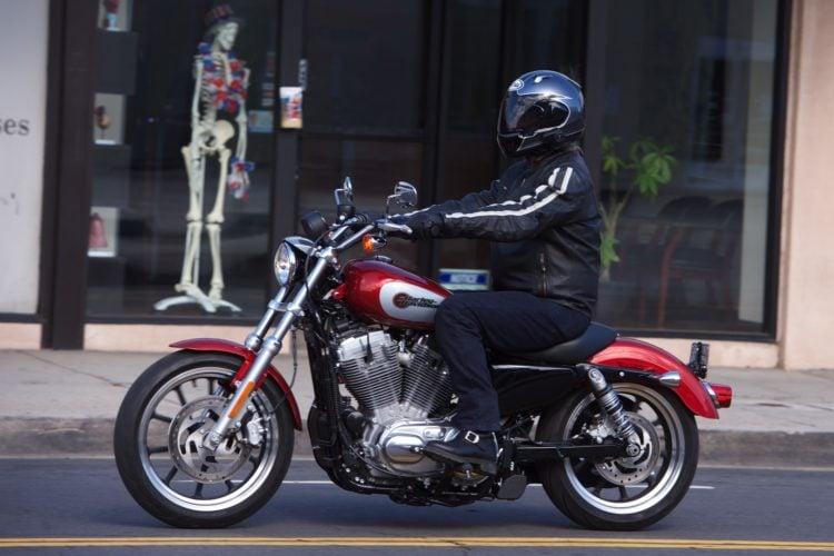 Harley Davidson Superlow 4