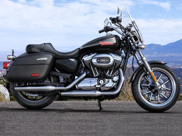 Harley Davidson Superlow 5