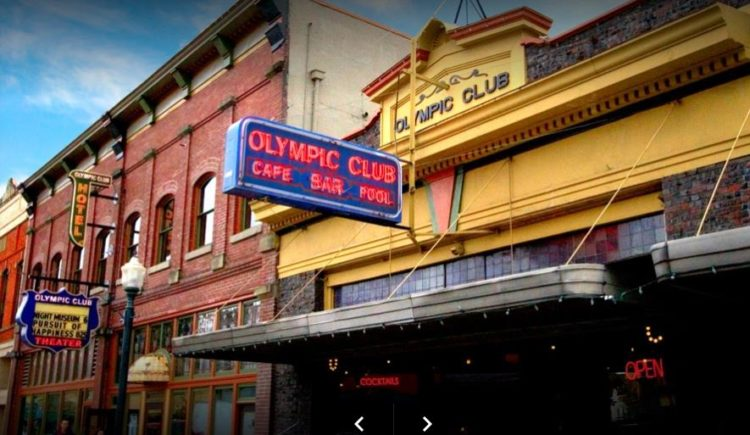 McMenamins Olympic Club
