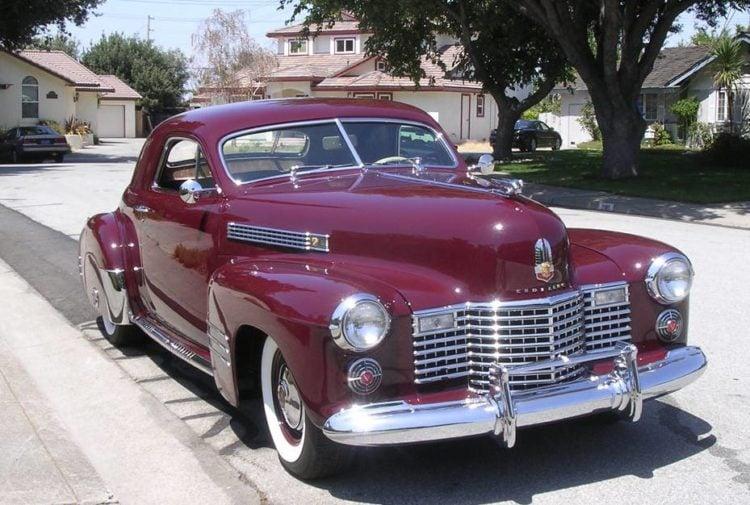 Series 10 Cadillac 3