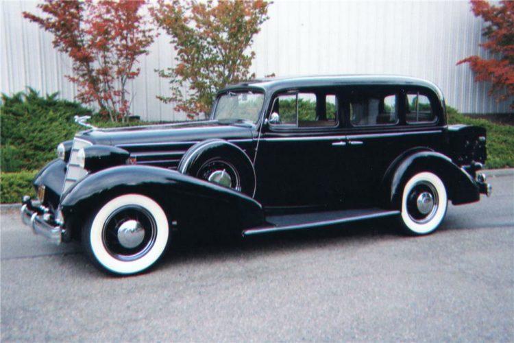 Series 10 Cadillac