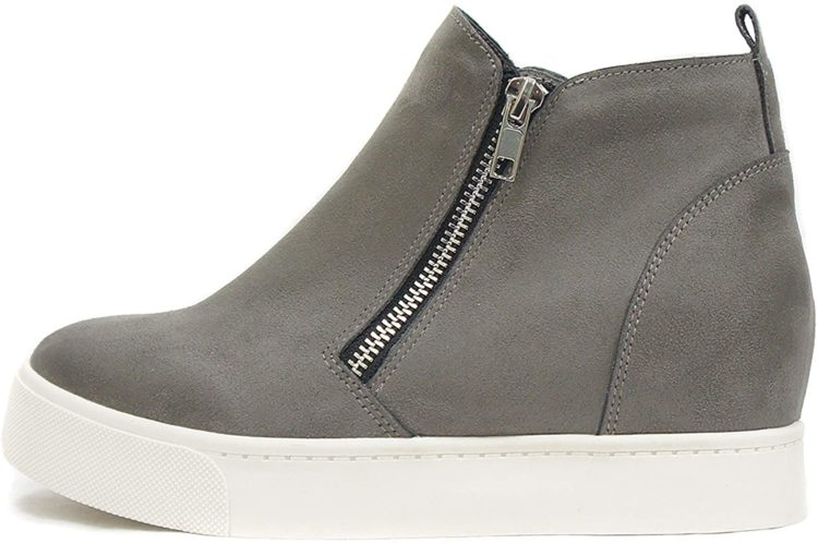 Soda Taylor Hidden Fashion Wedge Sneakers