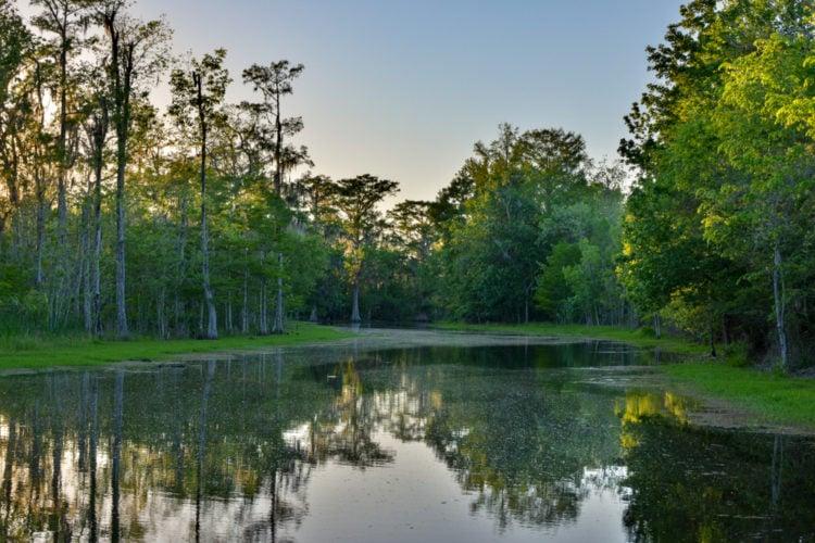 Houma and Thibodaux, Louisiana
