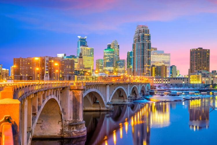 Minneapolis-St. Paul, Minnesota