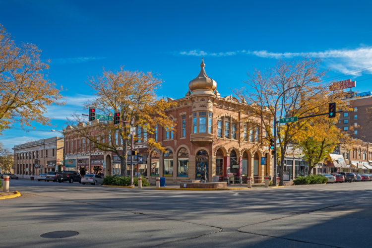 Rapid City and Spearfish, South Dakot