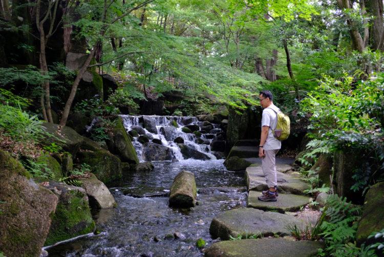 Hiking in Nagoya Japan