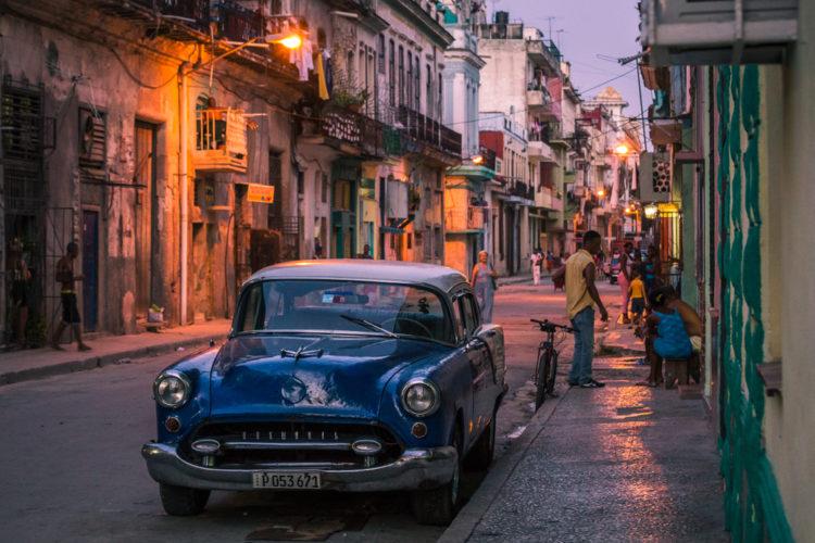 Tour of Havana in a Classic Car