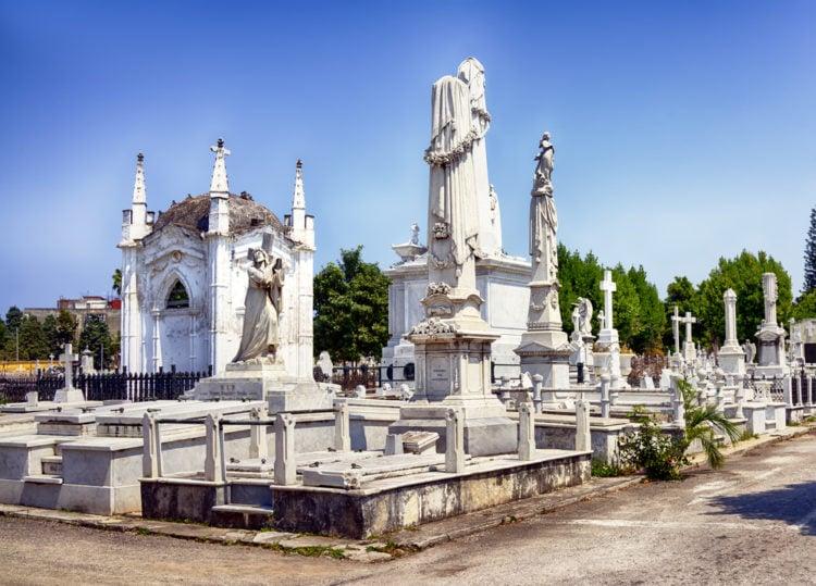 El Cementario de Cristobel Colon