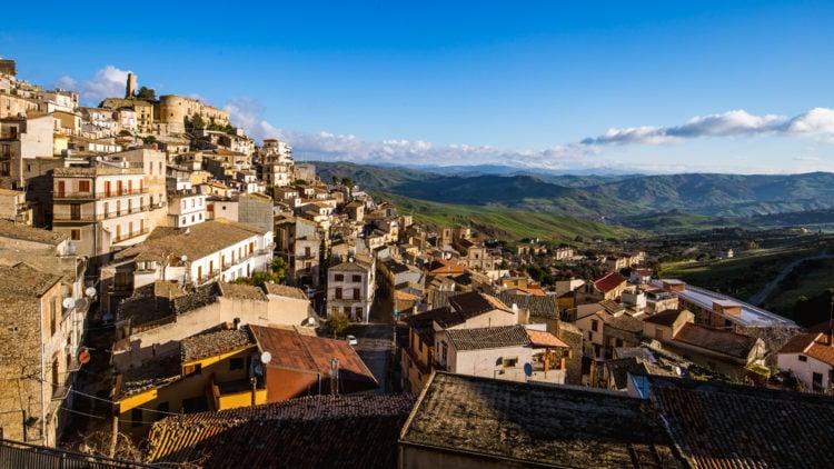 Cammarata, Italy