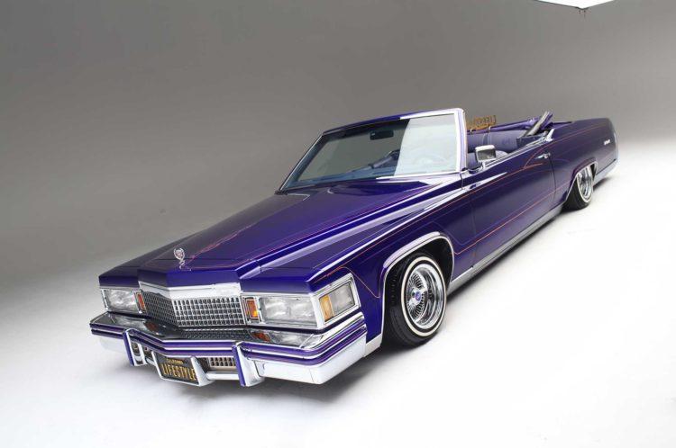 1979 Cadillac LE Cabriolet Convertible Lowrider