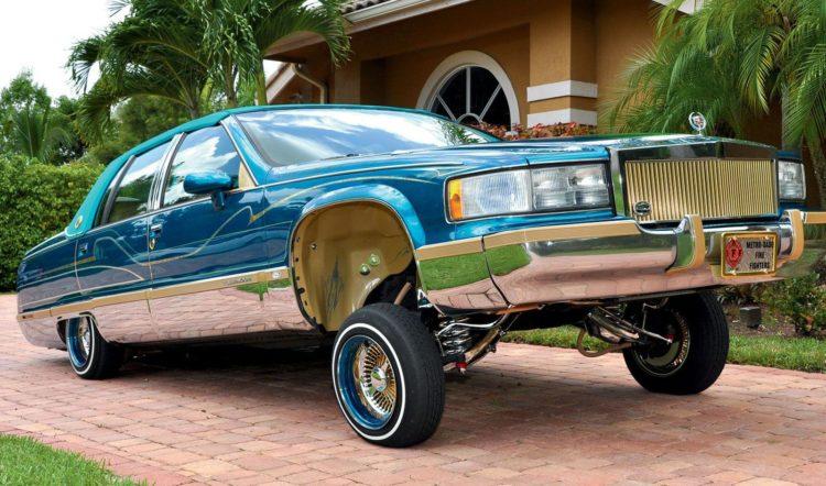 1993 Cadillac Fleetwood Lowrider