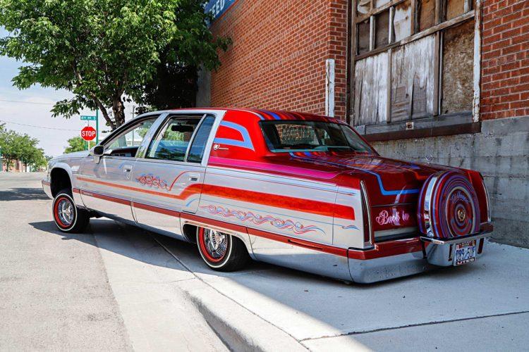 1994 Cadillac Fleetwood Lowrider