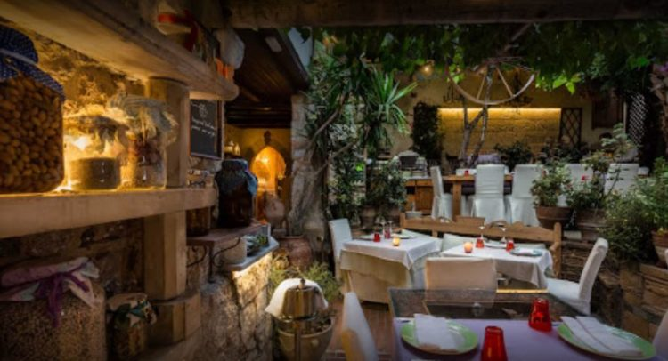 Avli Rustic Fine dining