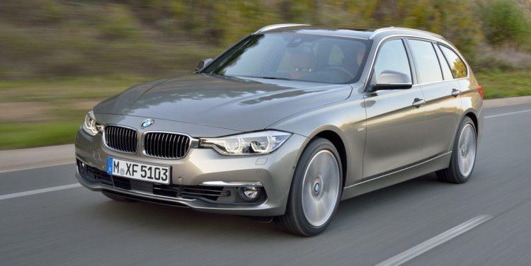 BMW 3 Series Wagon