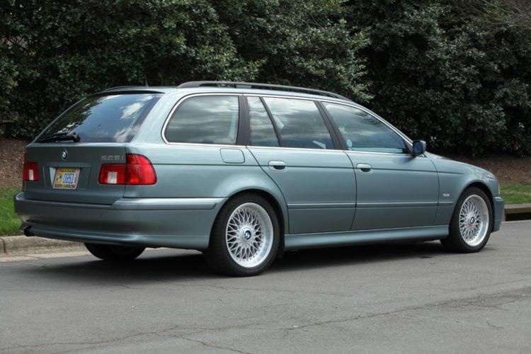 BMW 525i Wagon