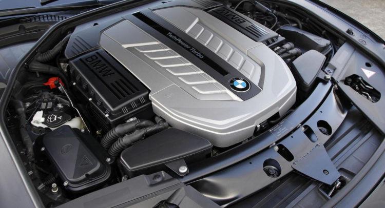BMW Engine 4