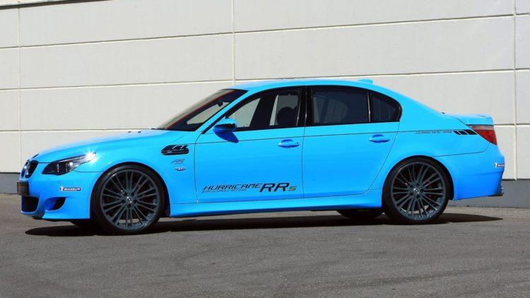 BMW M5 G-Power Hurricane RRS